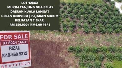 Tanah 2 Ekar Dekat Rimbayu | RIZAL PROPERTIES
