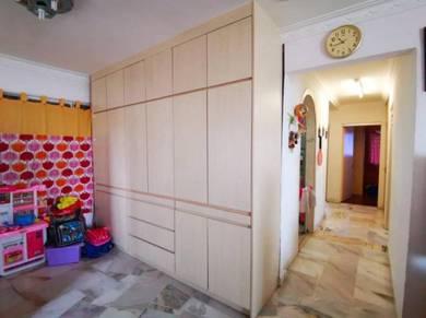 Dahlia Apartment Rampai Biz Park Wangsa Maju RENOVATED near LRT