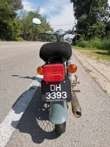 DH 3393 Honda c70