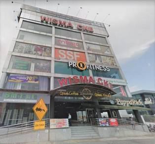 Wisma CKE Retail Office Taman Midah Yulek Cheras