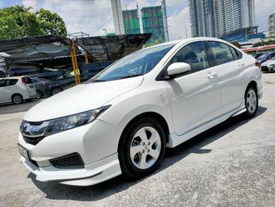 CITY 1.5 S+ (A)Mileage Only 33K km, One Lady Owner