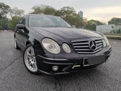 2004 Mercedes Benz E200 K ELEGANCE (CKD) 1.8 (A)