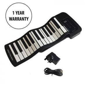 Flexible Roll Up Piano(61keys) Rechargeable