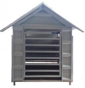 Dog House / Dog Kennel / Pet House W3' X D4' X H4'