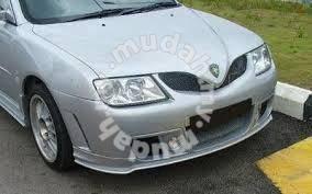Proton waja r3 front bumper pu material MAX