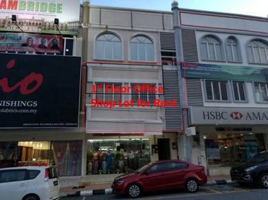1st Floo ShopLot facing Main Road beside HSBC & Papa Rich Sec 8, Bangi
