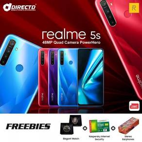 RealMe 5S (4GB RAM   4 KAMERA BLKG 48MP   5K BATT)