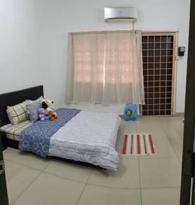 {MasterRoom For Rent}Bandar Sungai Long SL6 House Aircond Room