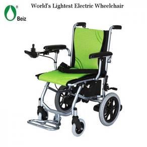 World's Lightest Electric Wheelchair