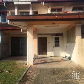Double Storey at Taman Pasir Putih , 30-40 Mins to CIQ JB and SG