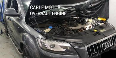 Engine AUDI Q7 Complete Overhaul Engine Repair