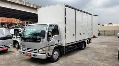 Isuzu NPR71 14Ft -17Ft - 20 Ft Box - NEW