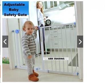 Baby gate NO DRILL PAGAR BAYI