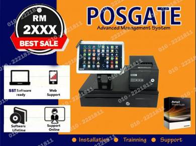 Pos system senang guna murah lx311