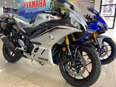 Yamaha R25 New 2020 ~ Exhaust ~ Frame Slider