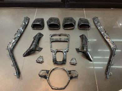 Lamborghini Huracan Forged Carbon Interior