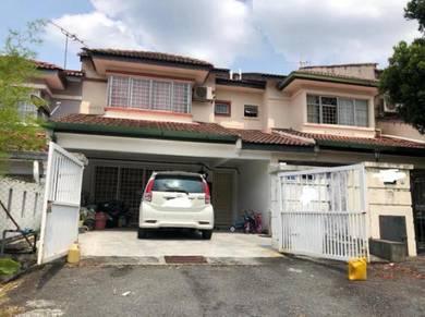 Double Storey Terrace House, Taman Puncak Kinrara, Puchong