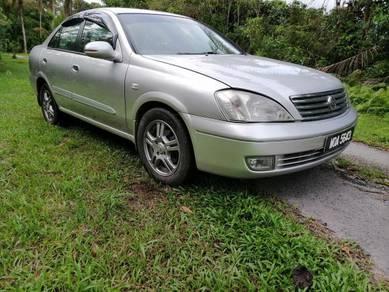 2007 Nissan SENTRA 1.6 SG FACELIFT (A)