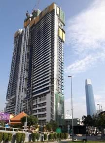 Jalan Tun Razak, 400m to TRX and 190m to Ikea Cherlas,Mytown, KLCC,TRX