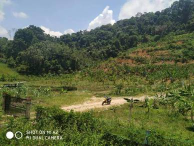Private Cemetery Land | FREEHOLD TITLE | near Taiping ( For Sale )