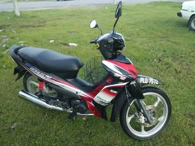 Sym bonus 110cc tahun 2013