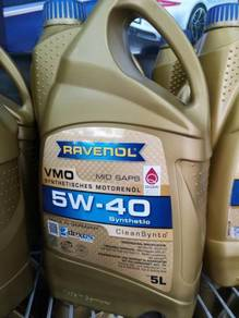 Alphard estima vellfire engine oil service ravenol