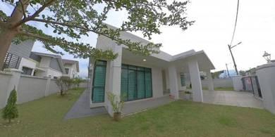 【NICE 👍】Single Storey Luxury Bungalow Sri Klebang, Ipoh