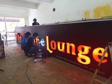 Pakar signboard kl-selangor (10 tahun experience)