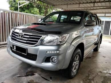 ActYr 15 Toyota HILUX 2.5 G VNT (A) FL High Loan