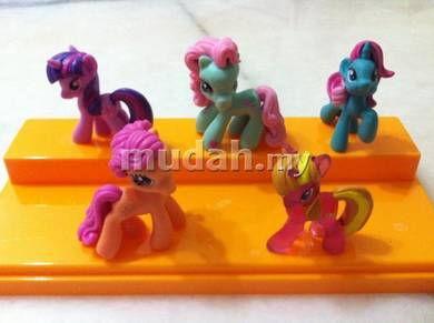 My Little Pony Loose Figures (5 pieces)