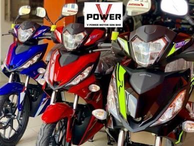 2019 Honda Rs 150 New (Promosi Kaw2 Ready stock)