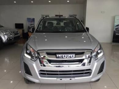 2018 Isuzu D-MAX 2.5 STD AT 4X4 DMAX YEAR END CALL