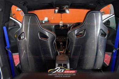 Golf Mk6 Mk7 Mk7.5 Scirocco Bucket Seat Cover CF