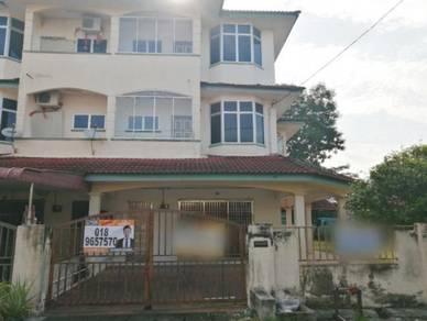 2.5 Storey Corner House in Pengkalan Barat 2mis Aeon Station 18