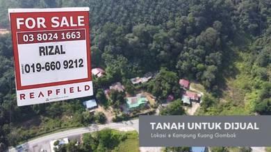 Tanah Kampung Kuang Gombak FREEHOLD | RIZAL PROPERTIES