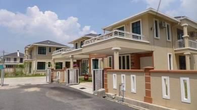 Villa Homestay Durian Tunggal Melaka ( 4 blk)