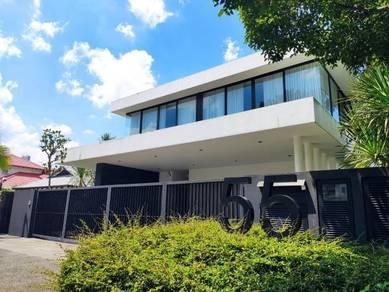 (HUGE) Mega Modern Minimalist 2.5 storey Bungalow Damansara Heights