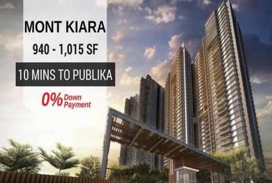 New Condominium Mont Kiara