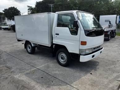 Toyota Cool Box van