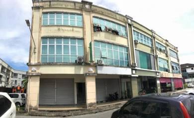 3 Storey Intermediate Shop (999 TITLE) at Jalan Rock Kuching