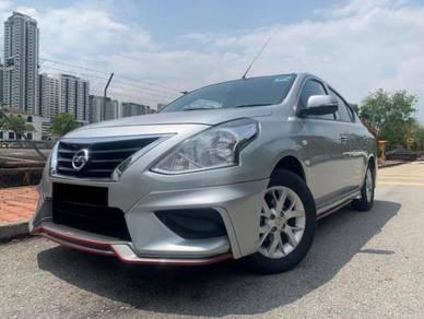 Nissan ALMERA 1.5 V FACELIFT FULL LOAN H/SPEC