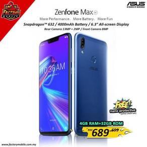 Asus Zenfone Max M2 [4+32GB] malaysia set