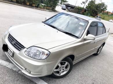 2006 Hyundai ACCENT 1.5 RX(A)TipTopCondition