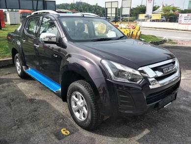 New 2019 isuzu d-max 2.5 (a) on sales !!!