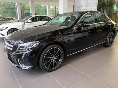 2018 Mercedes Benz C200 1.5 AV FACELIFT (CKD) (A)