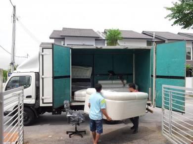 Lori Sewa Pindah Rumah Movers Lorry Rental Service