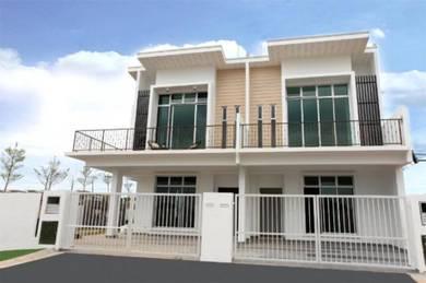 Full loan ,booking 2k seremban 22x70 1sty terrace house