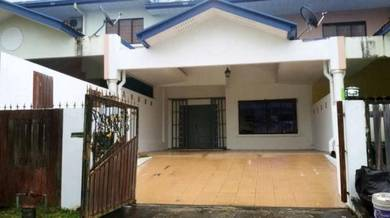Bandar Sierra Double Storey House | Extended and Renovated