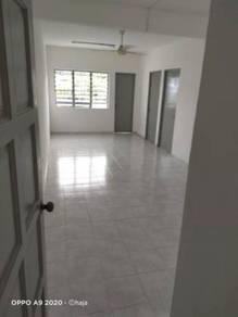{Murah FLAT}Pahlawan Apartment Taman Tun Perak 3Bilik Tak ada LIFT Lv4