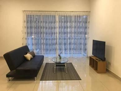 {BIG UNIT}8 Petaling Condo Sri Petaling 4+1 Rooms Fully Furnish 2 CP